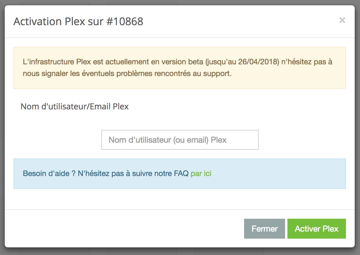 Activation Plex