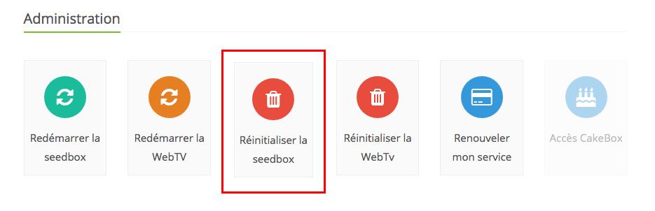 reinitialisation-seeedbox